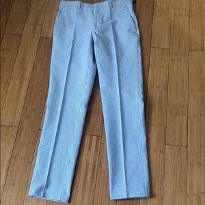Polo Ralph Lauren seersucker pants